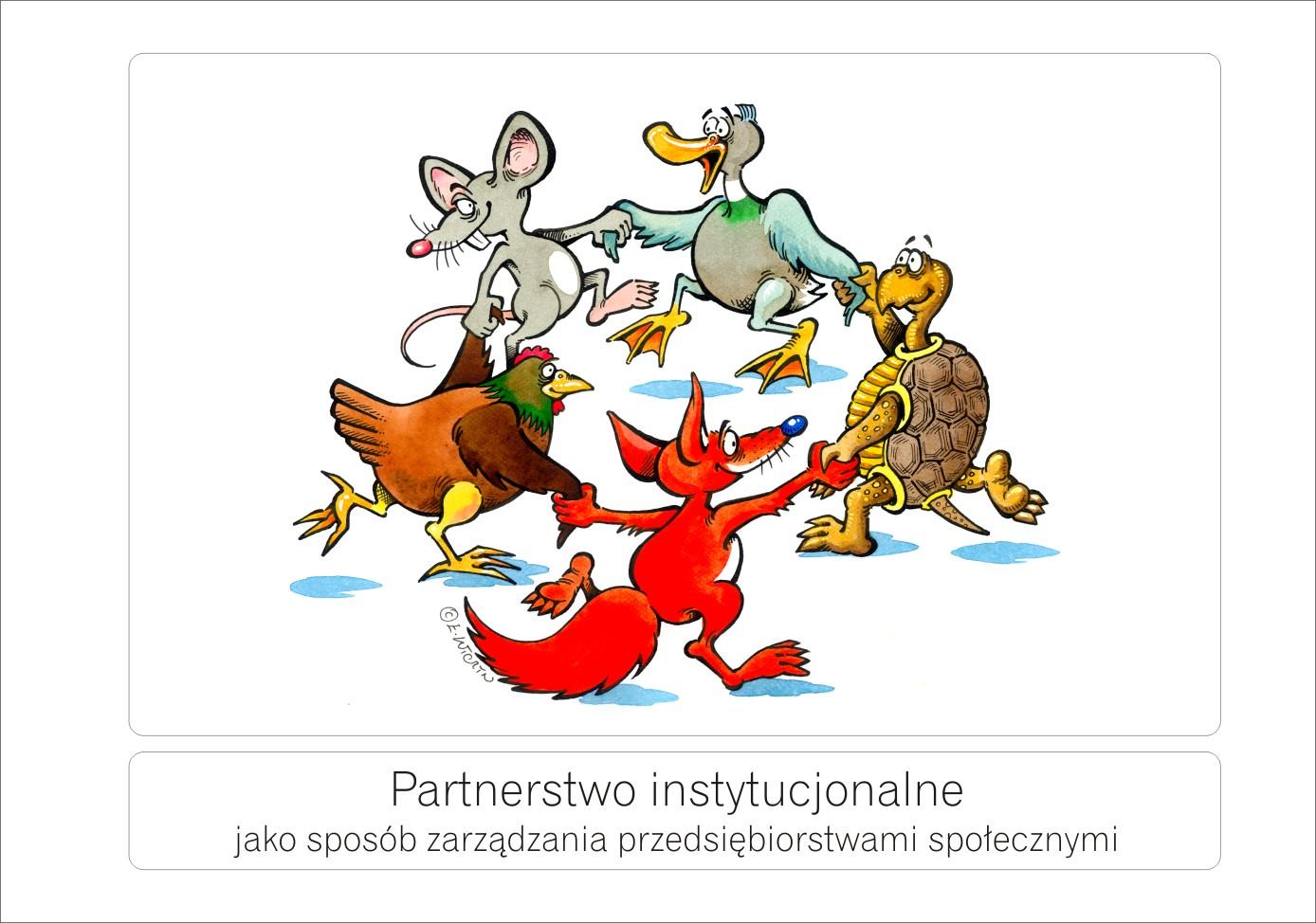 Partnerstwo instytucjonalne jako sposób zarządzania przedsiębiorstwami społecznymi